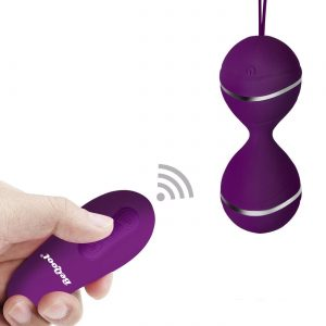 Beqool Vibrating Love Balls - Loveballs - Pelvic Floor - Sex Shop - Sex Toys - Femporn